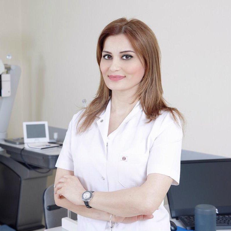 """""""Həkim Oftalmoloq"""" Aygün Səfərova"""