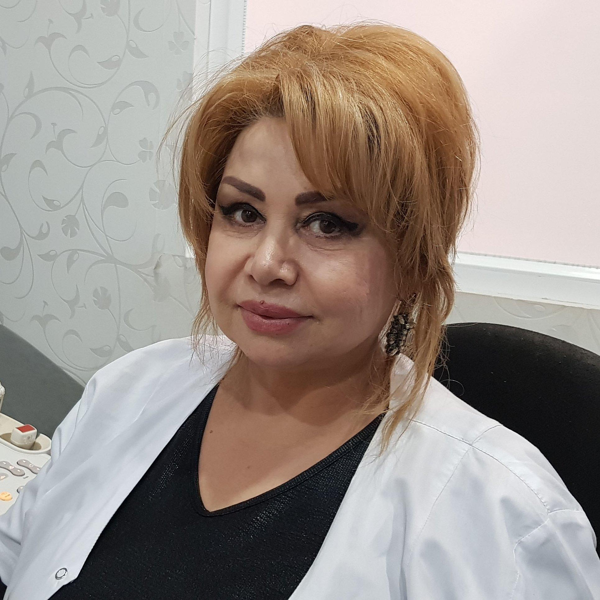 Mahirə Abdullayeva (Həsənova) həkim usm