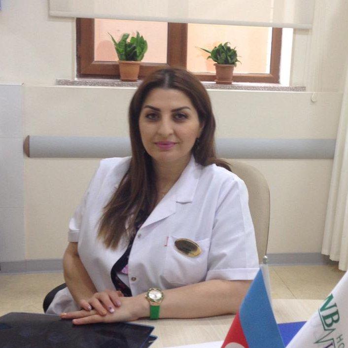 Yeganə Əliyeva - Fizioterapevt