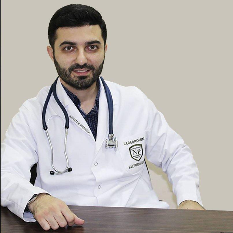 Emin Agabalayev Endokrinoloq