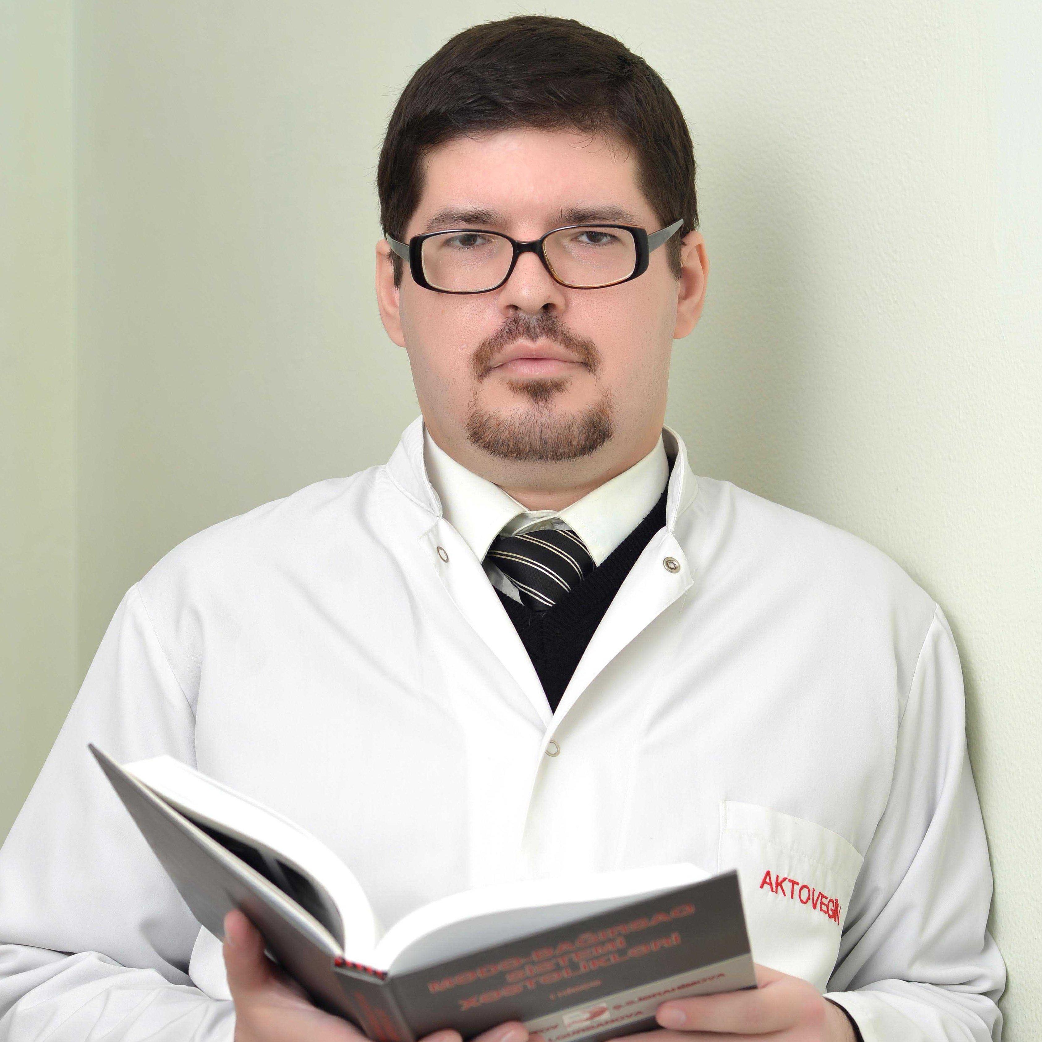 Murad İbrahimov Qastroenteroloq-hepatoloq
