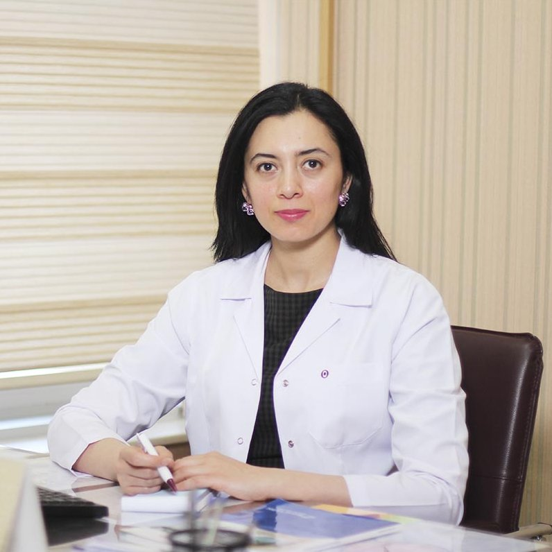 Mehriban Əlizadə - Uzman Oftalmoloq Cərrah
