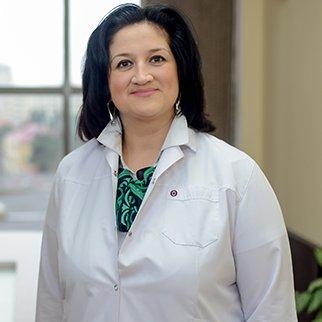 Elmira Yusubova Oftalmoloq