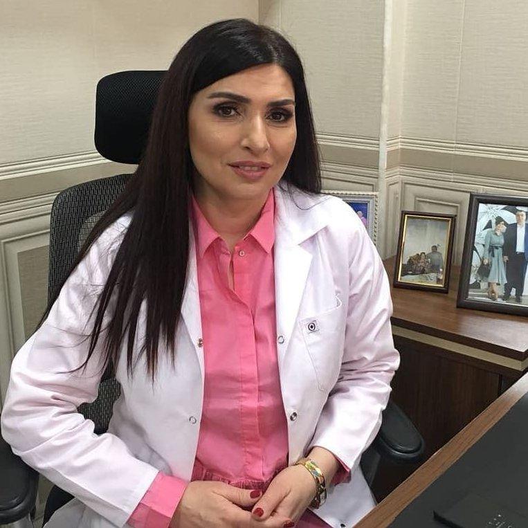 Gülnarə Nuruzadə Fizioterapevt reabilitoloq