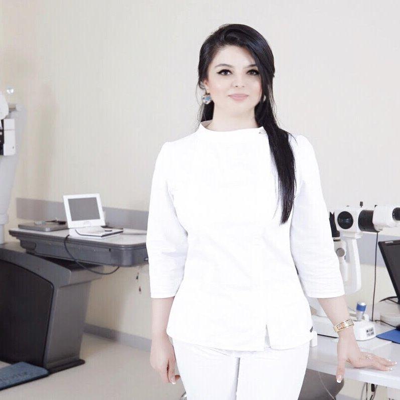 Sidiqə Əliyeva - Oftalmoloq-cərrah