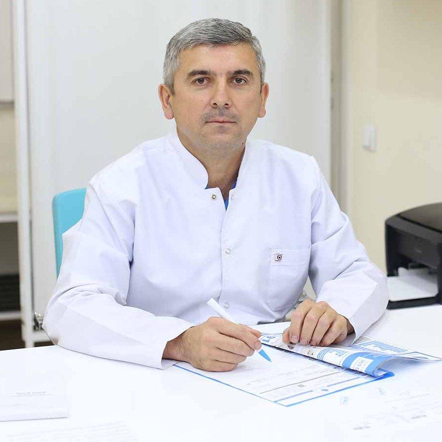 Azer Nagiyev Hepatoloq, İnfeksionist