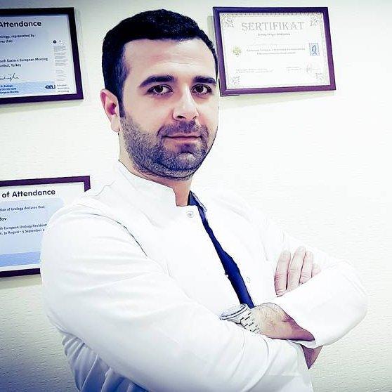 Anar Məmmədov Uroloq, Androloq