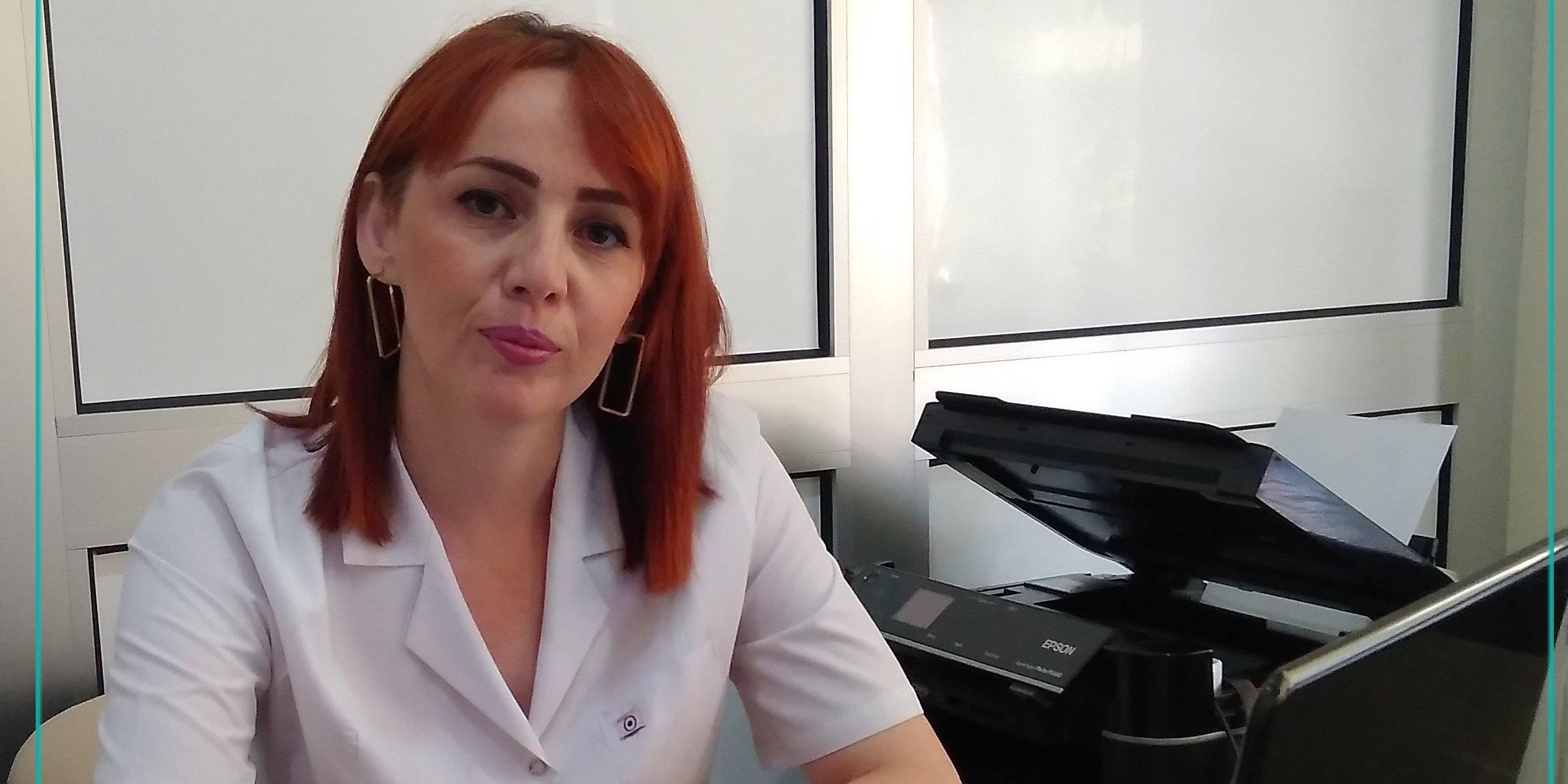"""""""Terapevt-qastroenteroloq"""" Dr. Nüşabə Qənbərova - Müsahibə"""
