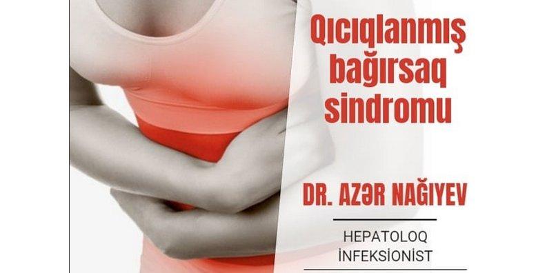 Qıcıqlanmış bağırsaq sindromu (QBS)